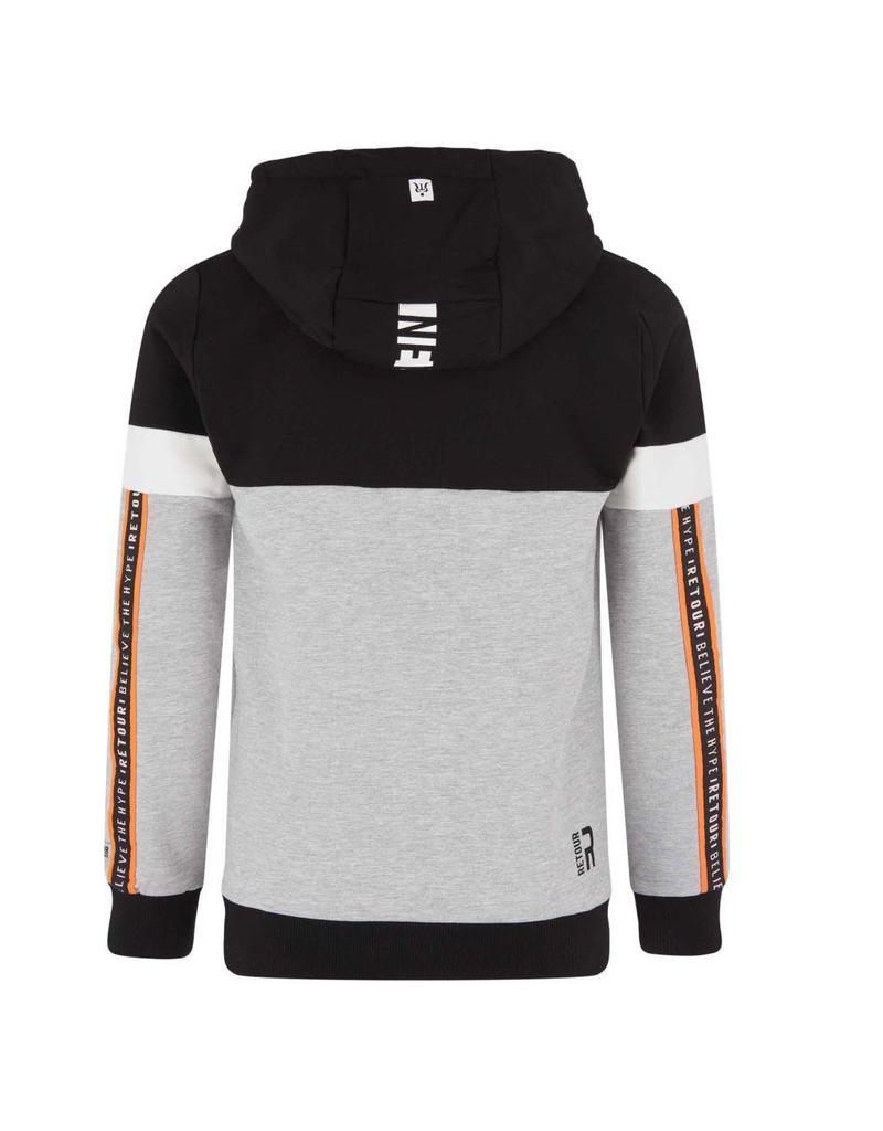 RETOUR RETOUR jongens hoodie Hugo