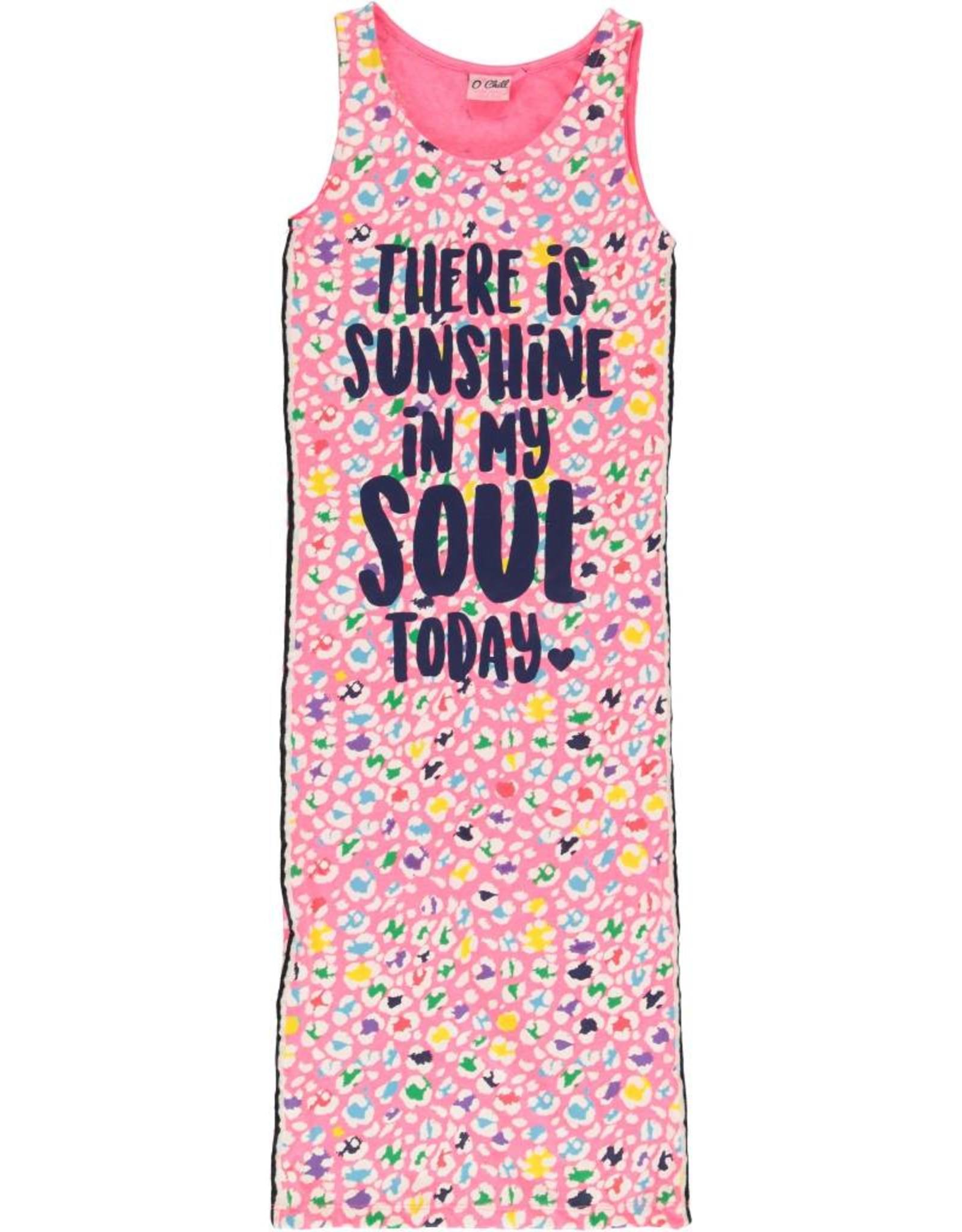 O'Chill O'Chill lange jurk Lonneke