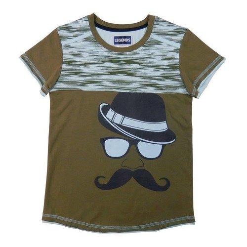 Legends t-shirt Faceless Man