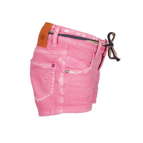 DDD DDD meiden korte jeans Jua Pink