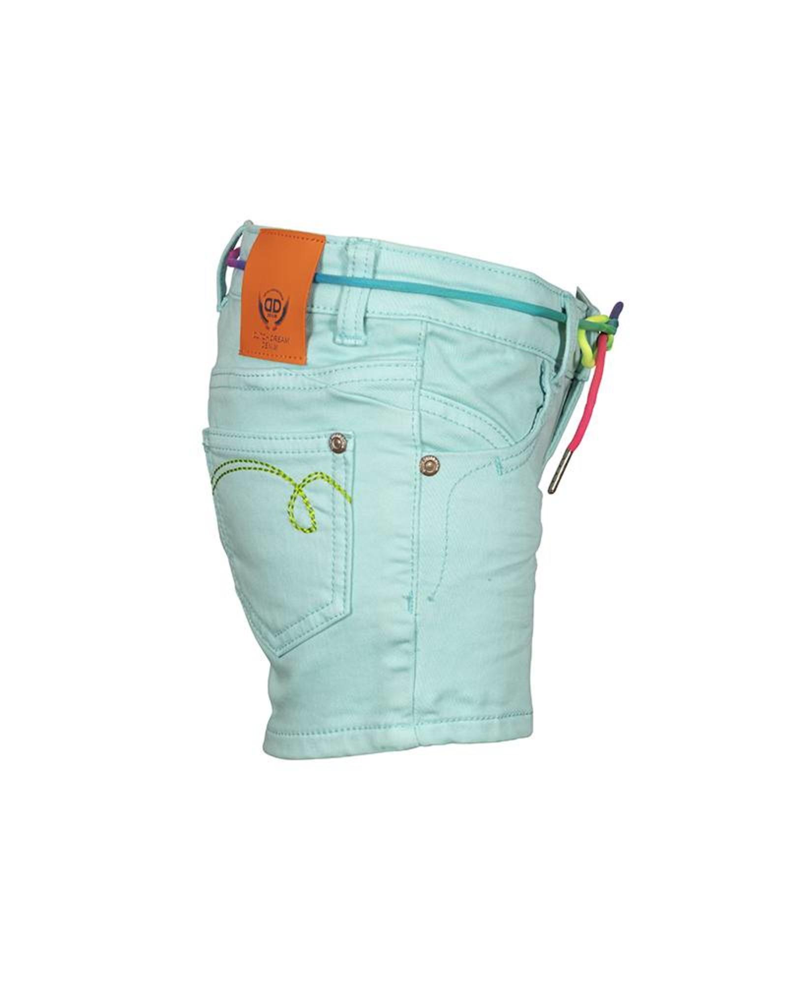 DDD DDD meiden korte jeans Jua Blue