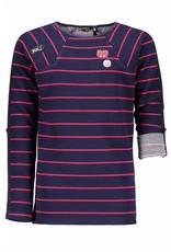 NoBell' NoBell' oversized shirt KASOL Fresh Red