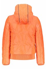 NoBell' NoBell' meiden winterjas BaliaB star quilted jacket with hood