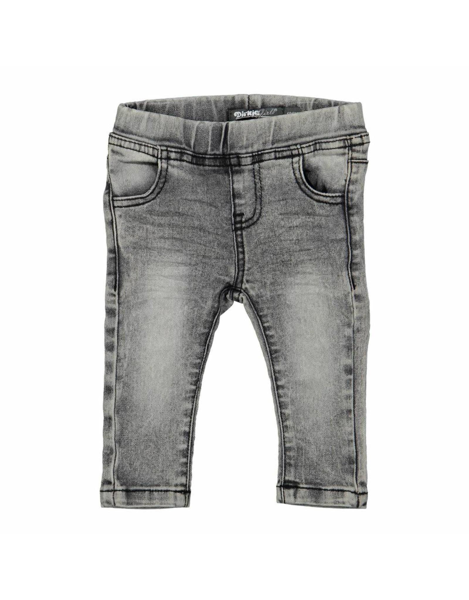 Dirkje Dirkje meisjes jeans Pretty Lady