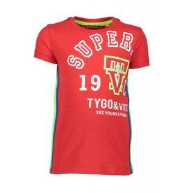 TYGO & vito TYGO & vito jongens t-shirt SUPERIOR