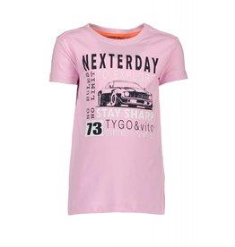 TYGO & vito TYGO & vito jongens t-shirt CAR