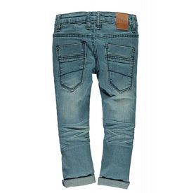 TYGO & vito TYGO & vito jongens jeans str.denim skinny damaged