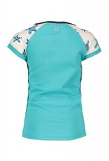 B.Nosy B.Nosy meisjes t-shirt met sterren mouwen