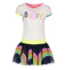 B.Nosy B.Nosy meisjes regenboog jurk