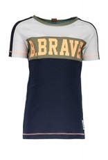 B.Nosy B.Nosy jongens t-shirt B.BRAVE