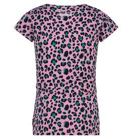 Vingino Vingino meiden t-shirt Healy Hot Lips Animal