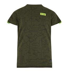 RETOUR RETOUR jongens t-shirt Robert