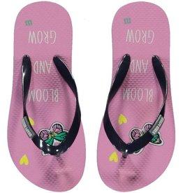 Quapi Quapi meisjes slippers Saavi Pink
