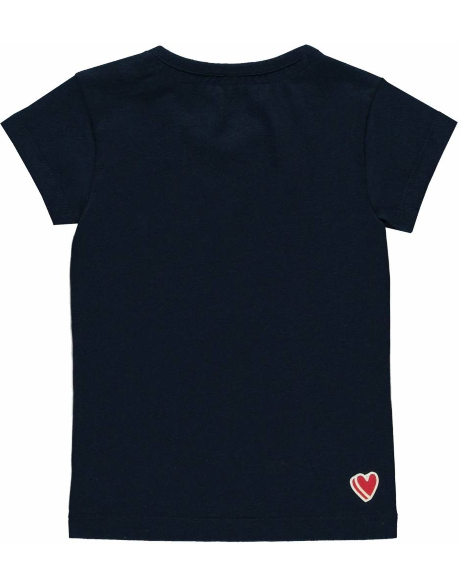 Quapi Quapi baby meisjes t-shirt Roma Hi
