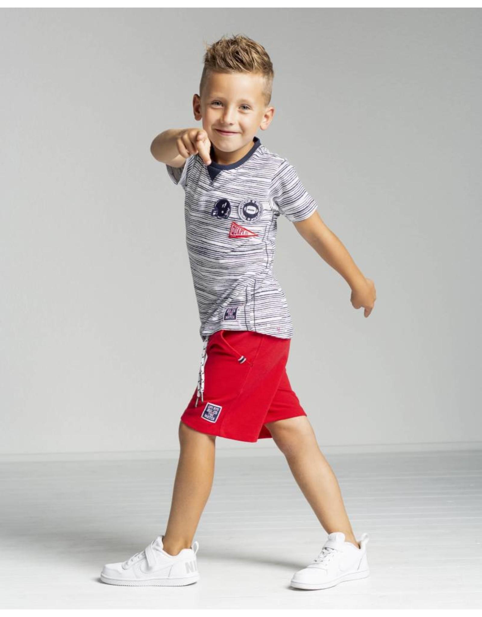 Quapi Quapi jongens korte joggingbroek Sietse