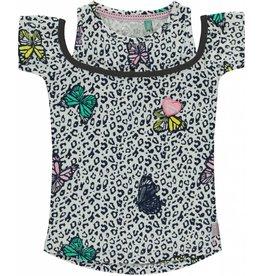 Quapi Quapi meisjes t-shirt Sunshine