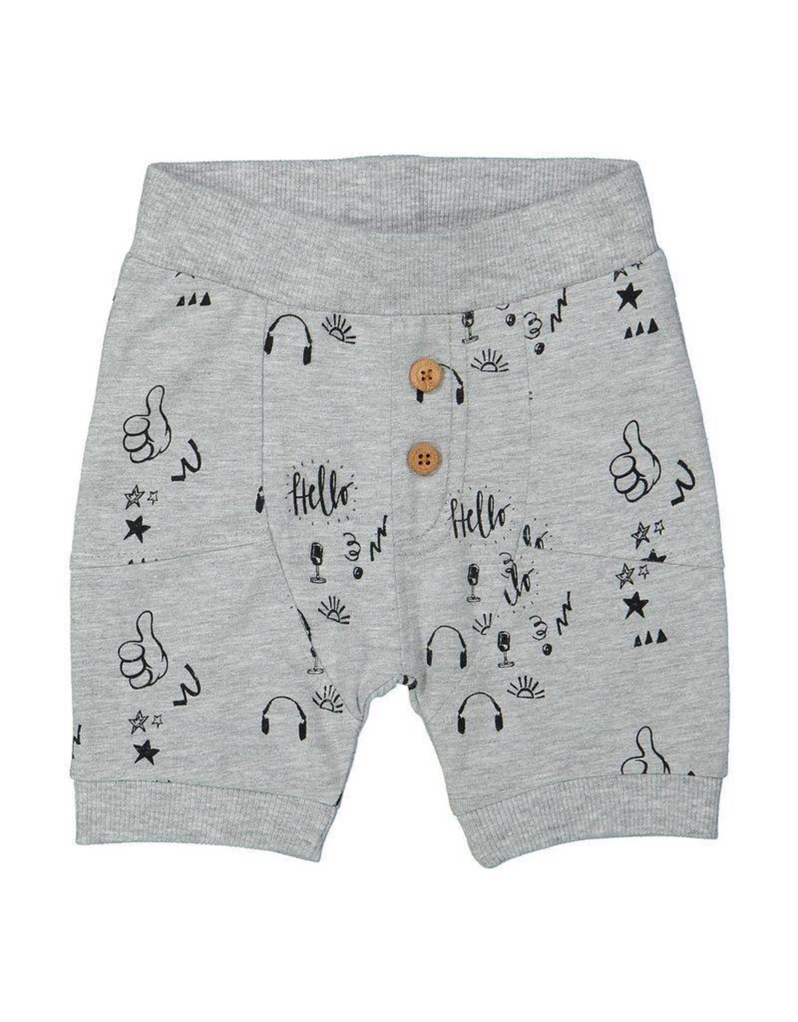 Dirkje Dirkje baby jongens korte broek Bright Upcoming Star