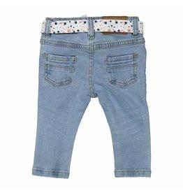 Dirkje Dirkje baby meisjes jeans Enjoy The Little Things