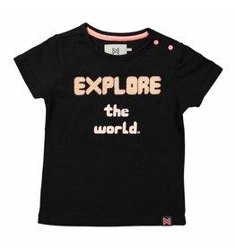 Koko Noko Koko Noko baby meisjes t-shirt Explore
