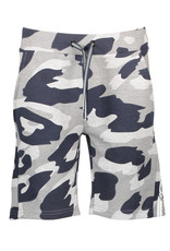 Bellaire Bellaire jongens korte camouflage joggingbroek SvenB