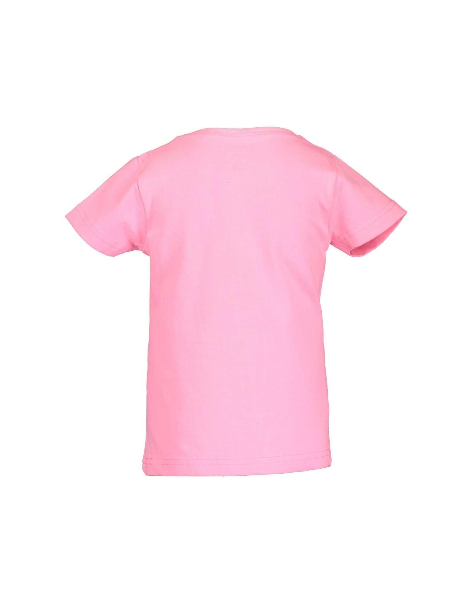 Blue Seven Blue Seven meisjes t-shirt GET OVER IT