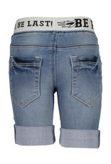 Blue Seven Blue Seven jongens korte spijkerbroek met elastiek