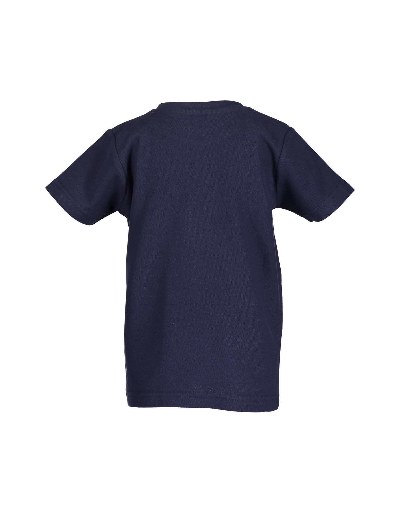 Blue Seven Blue Seven jongens t-shirt GREAT STATE