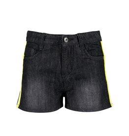 Blue Seven Blue Seven meiden korte jeans met bies