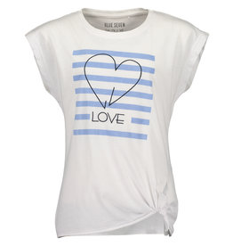 Blue Seven Blue Seven meiden t-shirt LOVE