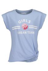 Blue Seven Blue Seven meiden t-shirt DREAM TEAM