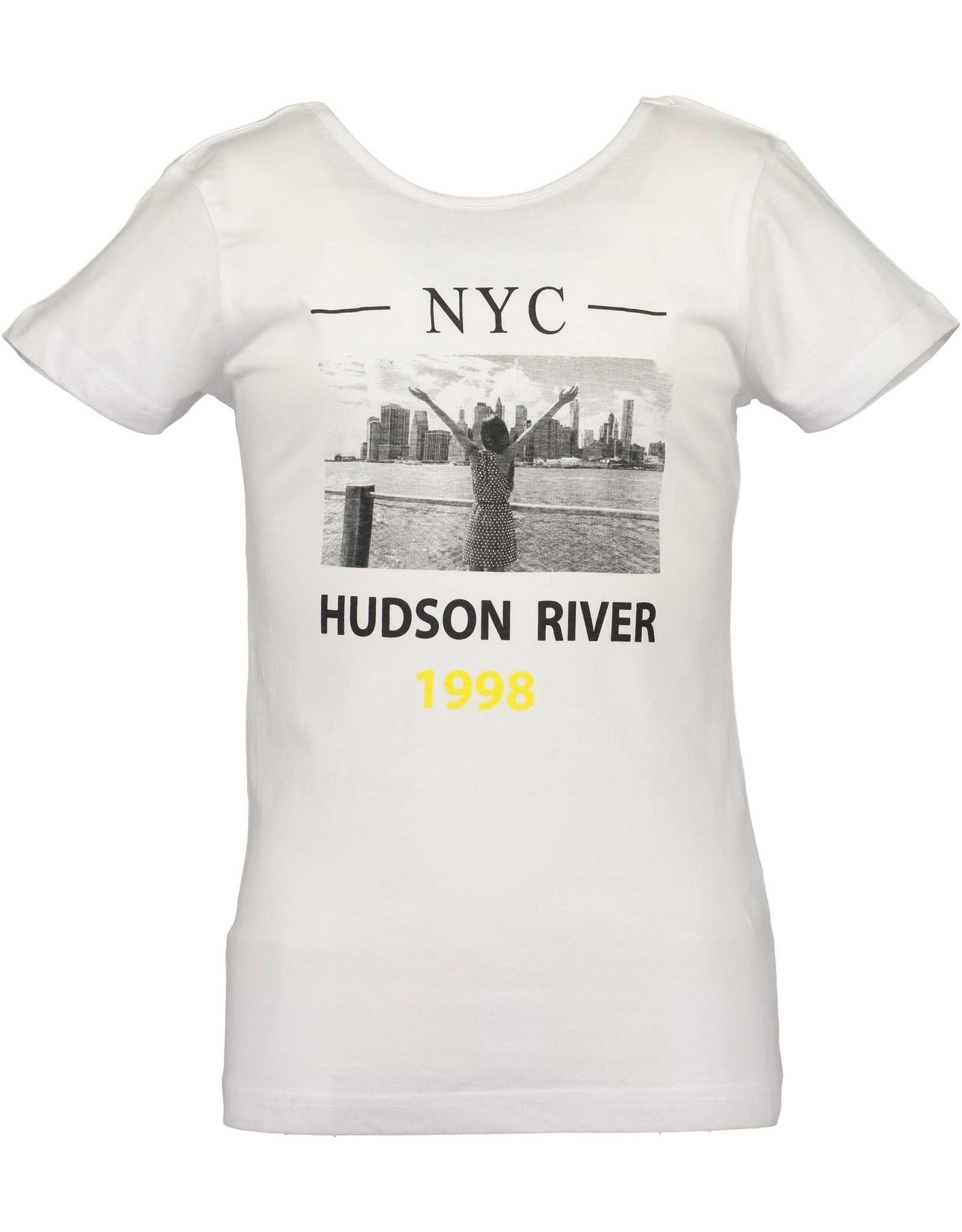 Blue Seven Blue Seven meiden t-shirt HUDSON RIVER