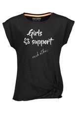 Blue Seven Blue Seven meiden t-shirt GIRLS SUPPORT