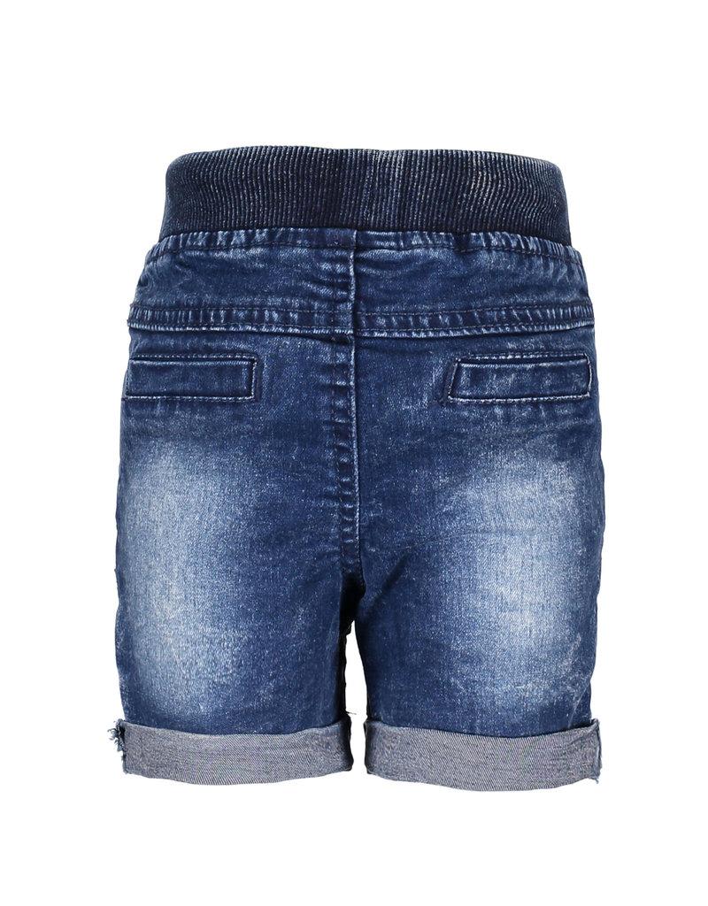 B.Nosy B.Nosy baby jongens korte denim broek