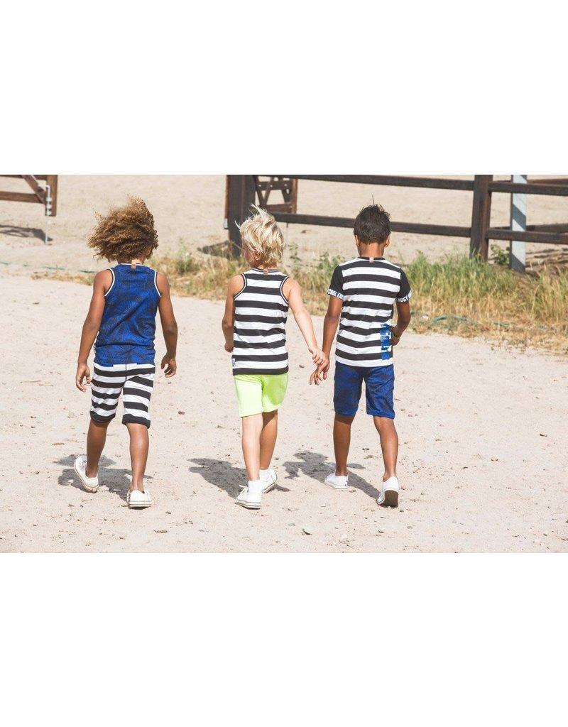 B.Nosy B.Nosy jongens hemd met strepen