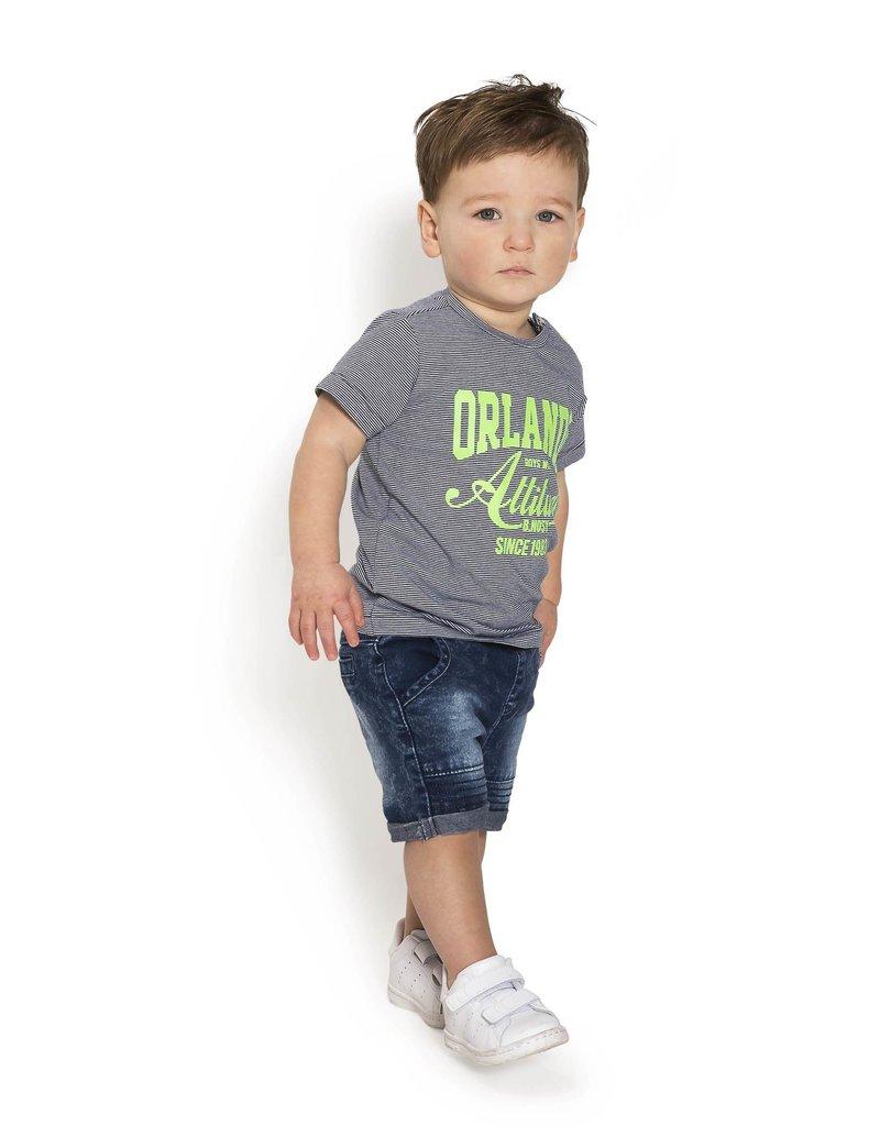 B.Nosy B.Nosy baby jongens t-shirt Orlando