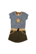 Love Station meisjes korte mouwen jurk Mirre