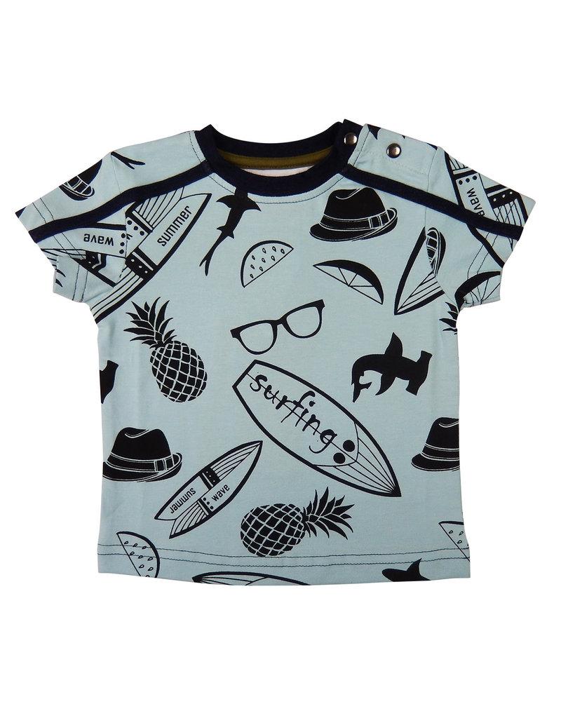 Legends22 Legends baby jongens t-shirt Baby Surf