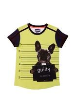 Legends jongens t-shirt Guilty Bull-dog