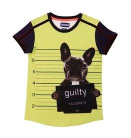 Legends22 Legends jongens t-shirt Guilty Bull-dog