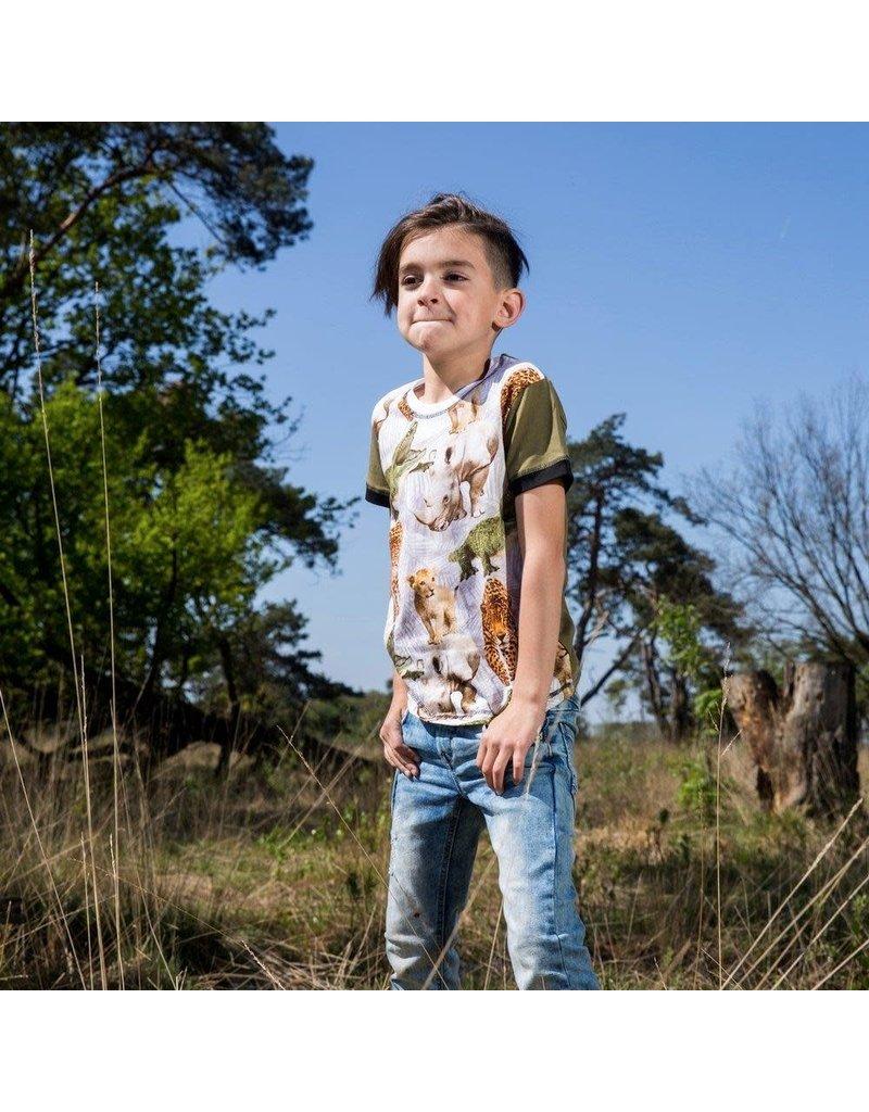 Legends22 Legends jongens t-shirt Jungle Trouble