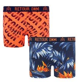 RETOUR RETOUR jongens 2 pack boxers Winsor