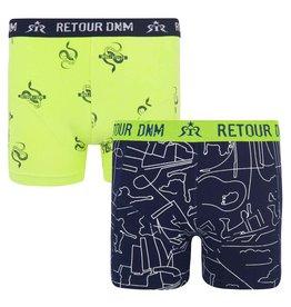 RETOUR RETOUR jongens 2 pack boxers Phil