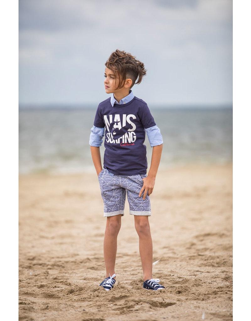 NAIS NAIS jongens t-shirt Camiel