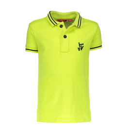 TYGO & vito TYGO & vito jongens polo t-shirt Safety Yellow