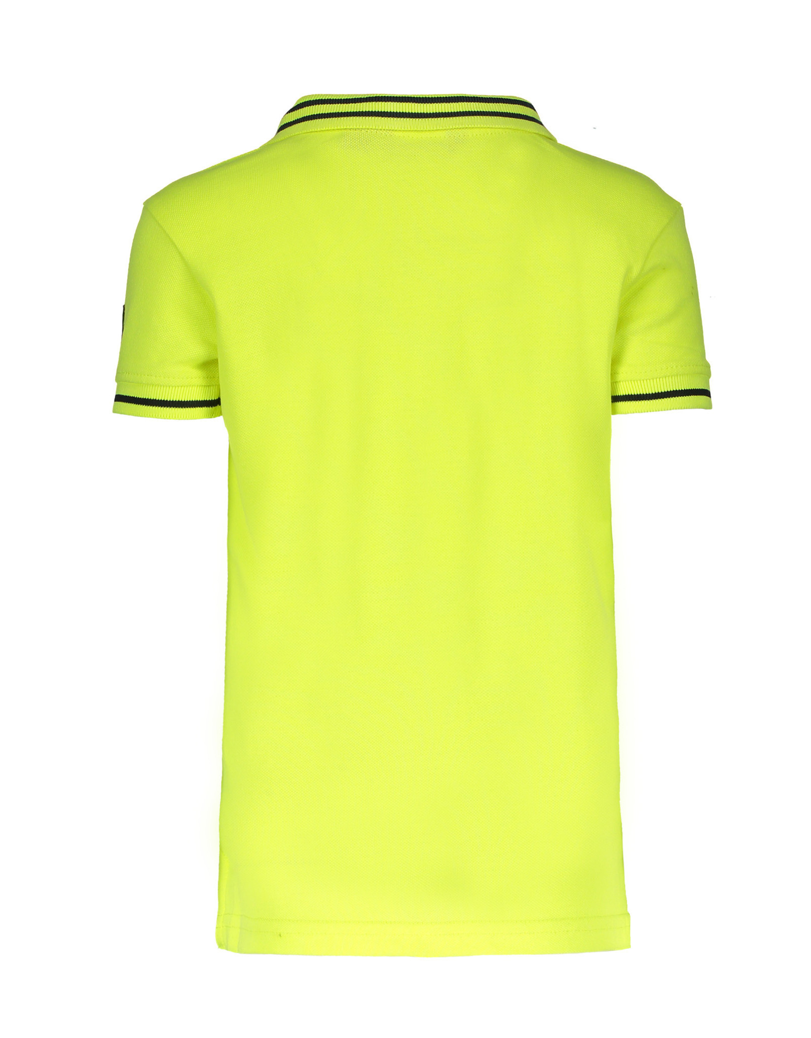TYGO & vito TYGO & vito jongens polo t-shirt Safety Yellow