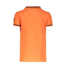 TYGO & vito TYGO & vito jongens polo t-shirt Shocking Orange