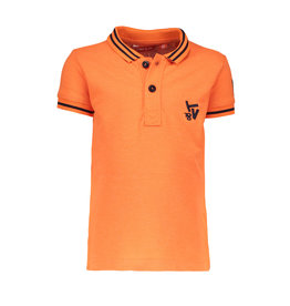 TYGO & vito TYGO & vito jongens polo t-shirt Shocking Orange