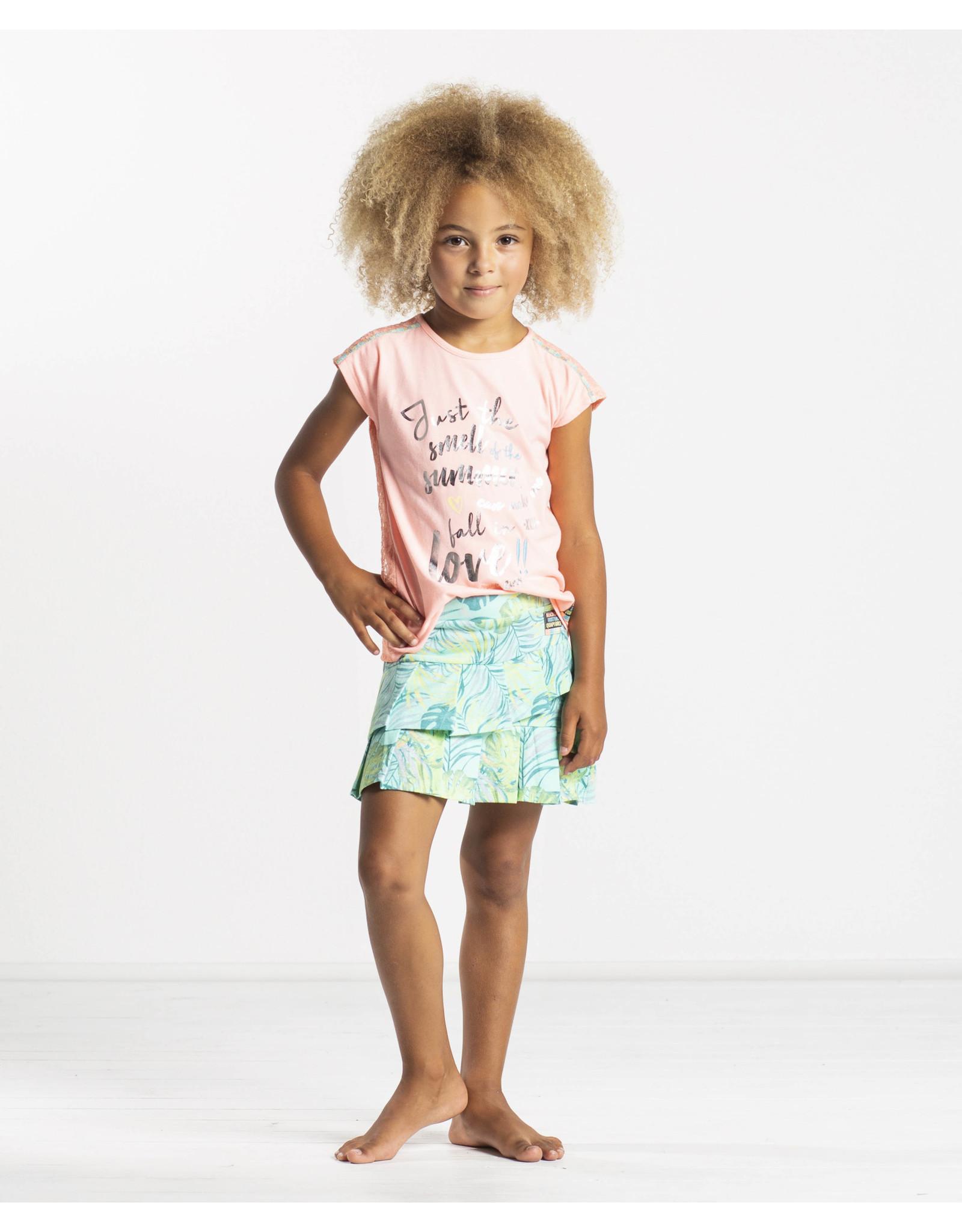 Quapi Quapi meisjes t-shirt Selin