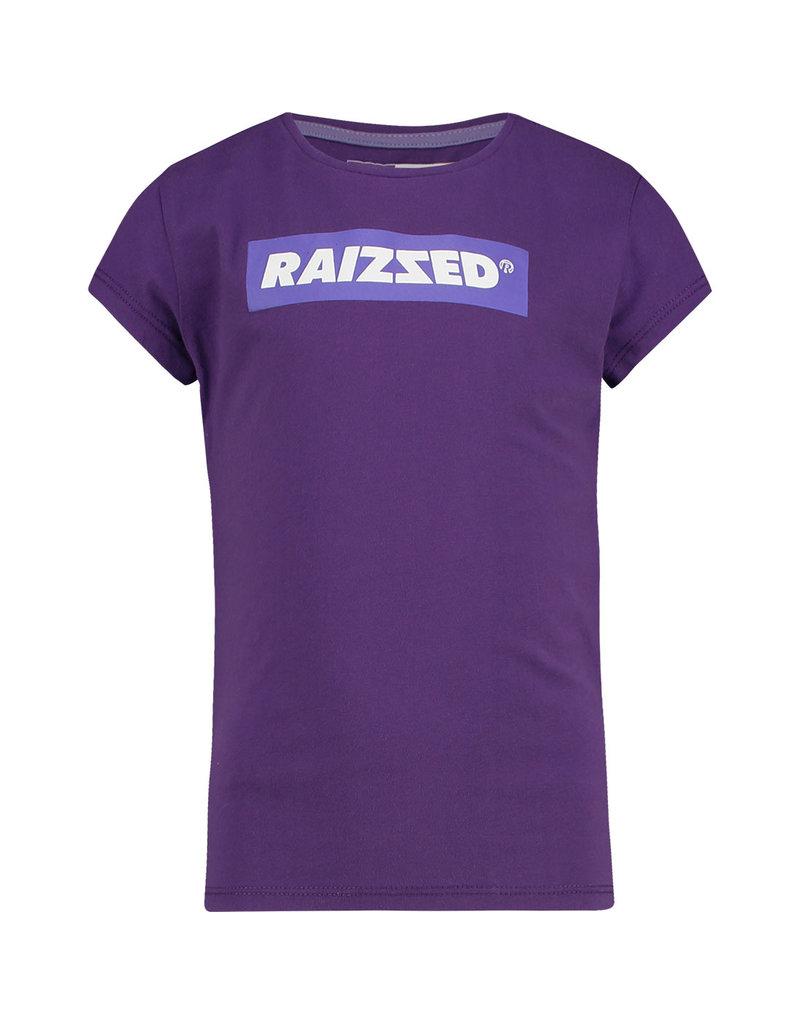 Raizzed RAIZZED meiden t-shirt Honolulu Purple