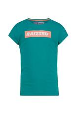 Raizzed RAIZZED meiden t-shirt Honolulu Green Blue